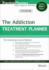 The Addiction Treatment Planner 5th Edition 9781118414750 1118414756