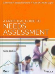 A Practical Guide to Needs Assessment 3rd Edition 9781118457894 1118457897