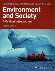 Environment and Society 2nd Edition 9781118451564 1118451562