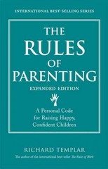 The Rules of Parenting 1st Edition 9780133384239 0133384233