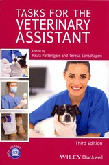 Tasks for the Veterinary Assistant 3rd Edition 9781118440780 1118440781