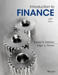 Introduction to Finance 15th Edition 9781118492673 1118492676