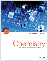 Chemistry 7th Edition 9781118516461 111851646X