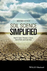 Soil Science Simplified 6th Edition 9781118540695 1118540697