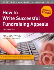 How to Write Successful Fundraising Appeals 3rd Edition 9781118618080 1118618084