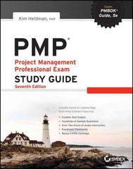PMP: Project Management Professional Exam Study Guide 7th Edition 9781118531822 1118531825