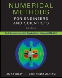 Numerical methods using matlab 4ed solution manual.