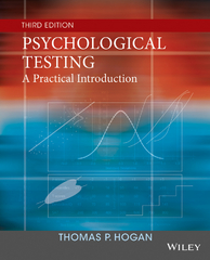 Psychological Testing 3rd Edition 9781118554128 1118554124