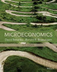 Microeconomics 5th Edition 9781118799062 1118799062