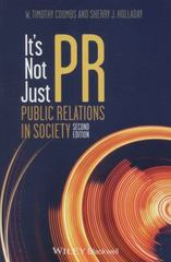 It's Not Just PR 2nd Edition 9781118554005 1118554000