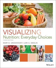 Visualizing Nutrition 3rd Edition 9781118583111 1118583116