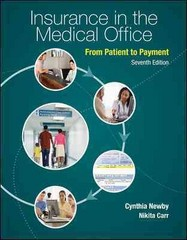 Insurance in the Medical Office 7th edition 9780073374598 0073374598