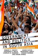 Government and Politics in South Asia 7th Edition 9780813348797 081334879X