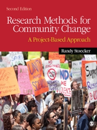 Research Methods for Community Change 2nd Edition 9781452244631 1452244634