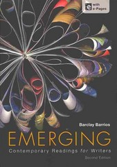 Emerging, A Pocket Style Manual 2nd edition 9781457648489 1457648482