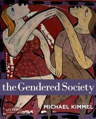 The Gendered Society 5th Edition 9780199927463 0199927464