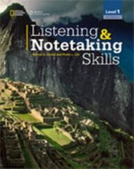 Listening & Notetaking Skills1 Student Book Intermediate 4th Edition 9781133951148 1133951147