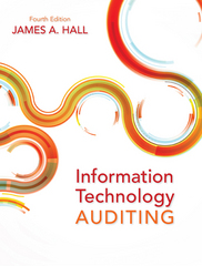 Information Technology Auditing 4th Edition 9781133949886 1133949886
