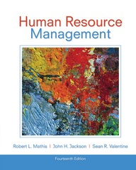 Human Resource Management 14th Edition 9781133953104 1133953107
