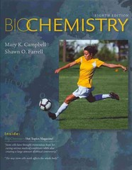 Biochemistry 8th Edition 9781305176621 1305176626