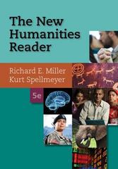 The New Humanities Reader 5th Edition 9781285428994 1285428994