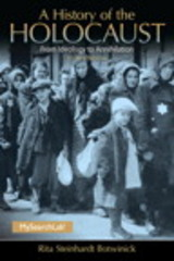 A History of the Holocaust 5th edition 9780205846894 0205846890