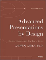 Advanced Presentations by Design 2nd Edition 9781118347911 1118347919