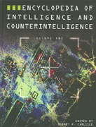 Encyclopedia of Intelligence and Counterintelligence 1st Edition 9781317471776 1317471776