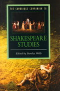 The Cambridge Companion to Shakespeare Studies 0 9780521318419 0521318416