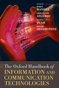 The Oxford Handbook of Information and Communication Technologies 0 9780199266234 0199266239