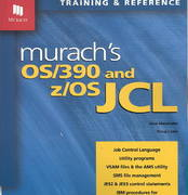 OS/390 and z/OS JCL 3rd Edition 9781890774141 1890774146