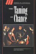 The Taming of Chance 1st edition 9780521388849 0521388848