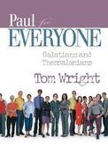 Paul for Everyone: Galatians and Thessalonians 2nd edition 9780664227852 0664227856