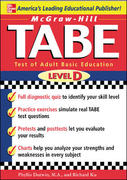 McGraw-Hill's TABE Level D: Test of Adult Basic Education 1st edition 9780071446891 0071446893
