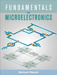 Fundamentals of Microelectronics 1st edition 9780471478461 0471478466