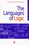 The Languages of Logic 2nd Edition 9781557869883 155786988X