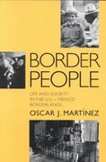 Border People 1st Edition 9780816514144 0816514143