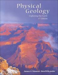 Physical Geology 4th edition 9780534572228 0534572227