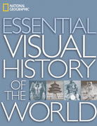 National Geographic Essential Visual History of the World 0 9781426200915 1426200919