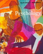 Psychology 1st edition 9781572591400 1572591404