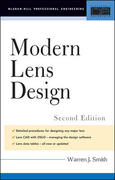 Modern Lens Design 2nd edition 9780071438308 0071438300