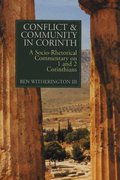 Conflict and Community in Corinth 1st Edition 9780802801449 0802801447