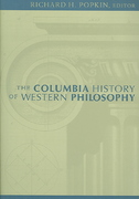 The Columbia History of Western Philosophy 0 9780231101295 0231101295