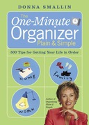 The One-Minute Organizer Plain and Simple 0 9781580175845 1580175848