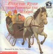 Over the River and Through the Woods 0 9780590452588 0590452584