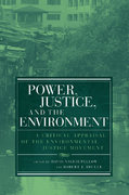 Power, Justice, and the Environment 1st Edition 9780262661935 0262661934
