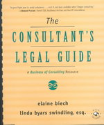 The Consultant's Legal Guide 1st edition 9780787947637 0787947636