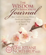 The Wisdom of Menopause Journal 0 9781401917623 1401917623