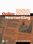 Online Newswriting 1st edition 9780813800493 0813800498