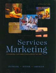 Services Marketing 5th edition 9780073380933 0073380938